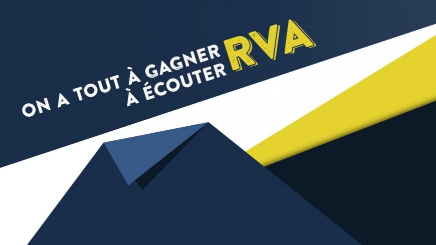On a tout à gagner à écouter RVA !