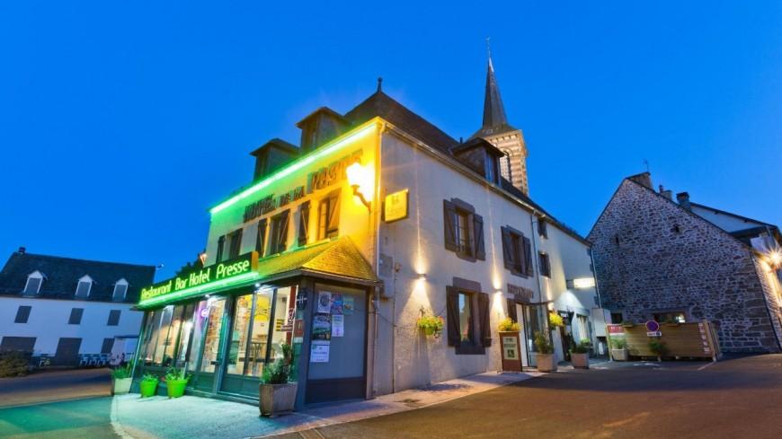 Saint-Sauves-d'Auvergne (Puy-de-Dôme) : un nouvel incendie à l'hôtel de la Poste