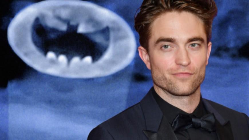 Robert Pattinson sera le futur Batman