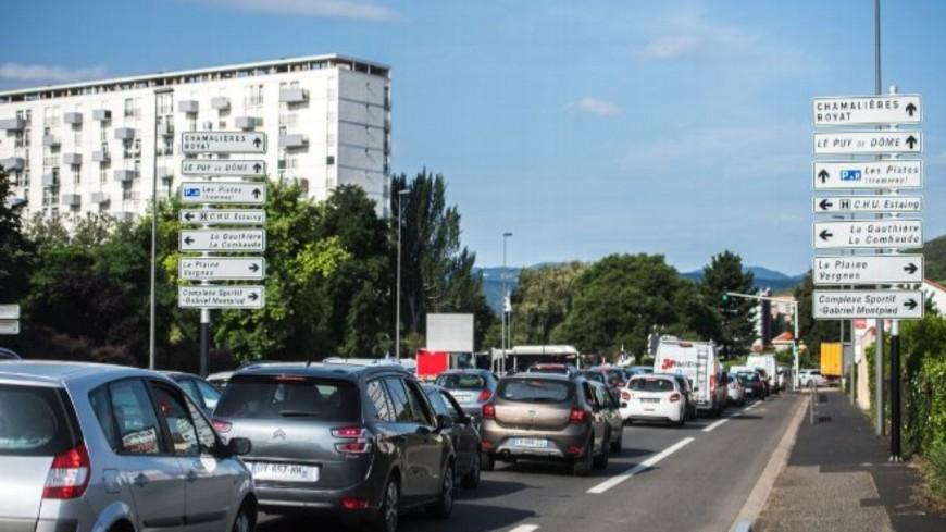 Clermont-Ferrand : les conducteurs passent 26 minutes par jour dans les bouchons