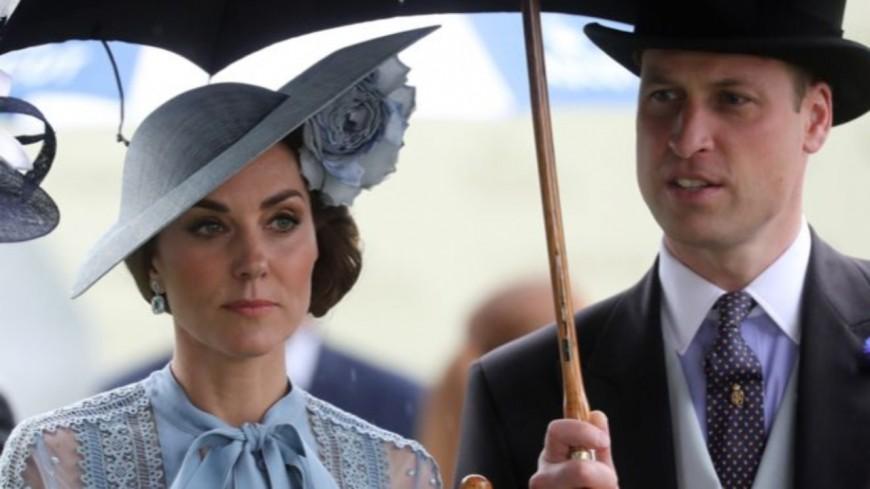 Une femme renversée par le convoi de Kate et William