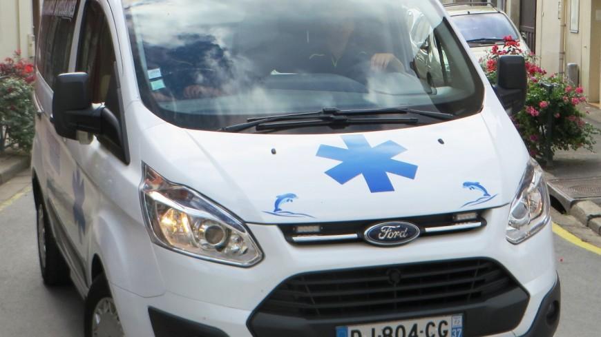 Trois jeunes blessés lors d'un accident à Billom (Puy-de-Dôme)