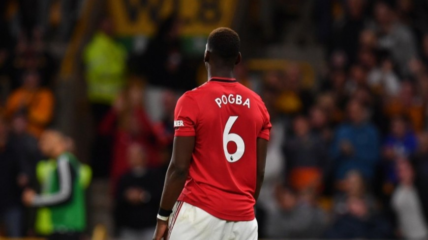 Paul Pogba victime d'insultes racistes