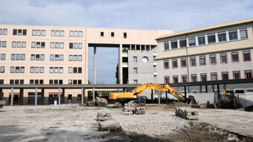 Le nouveau siège de Michelin livré dans neuf mois à Clermont-Ferrand