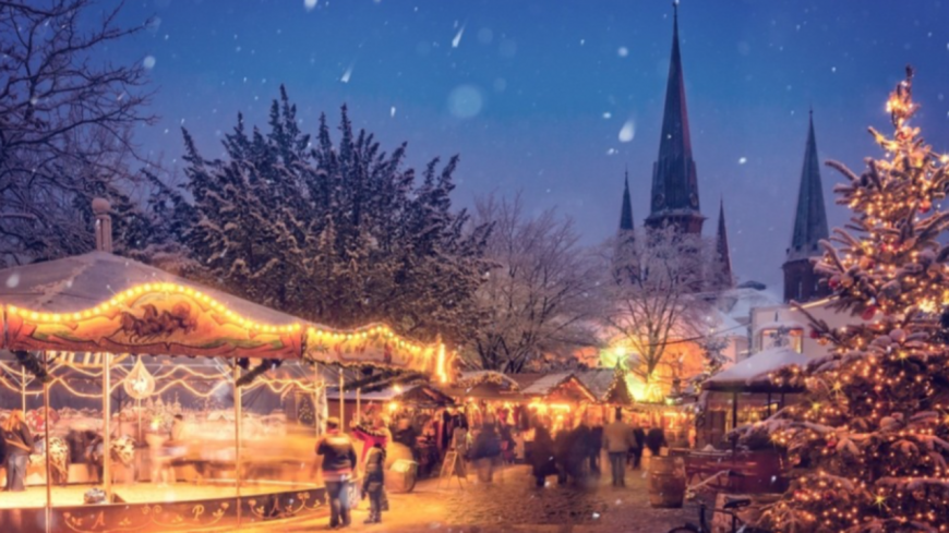 Bientôt le Marché de Noël à Clermont-Ferrand