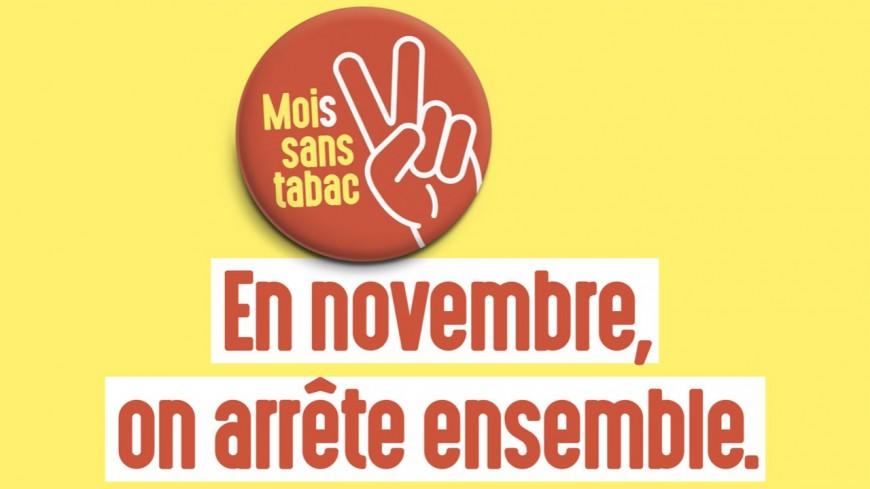 Le mois sans tabac a commencé à Clermont-Ferrand et un peu partout