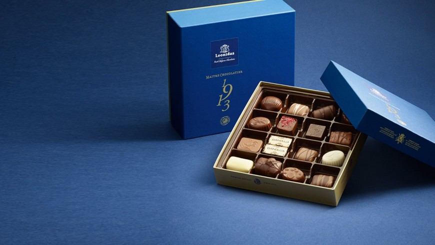 Le savoir-faire du chocolatier Belge de retour dans le centre