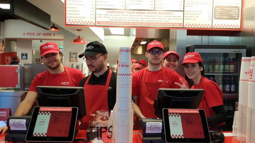 Une nouvelle enseigne de burgers à Clermont-Ferrand