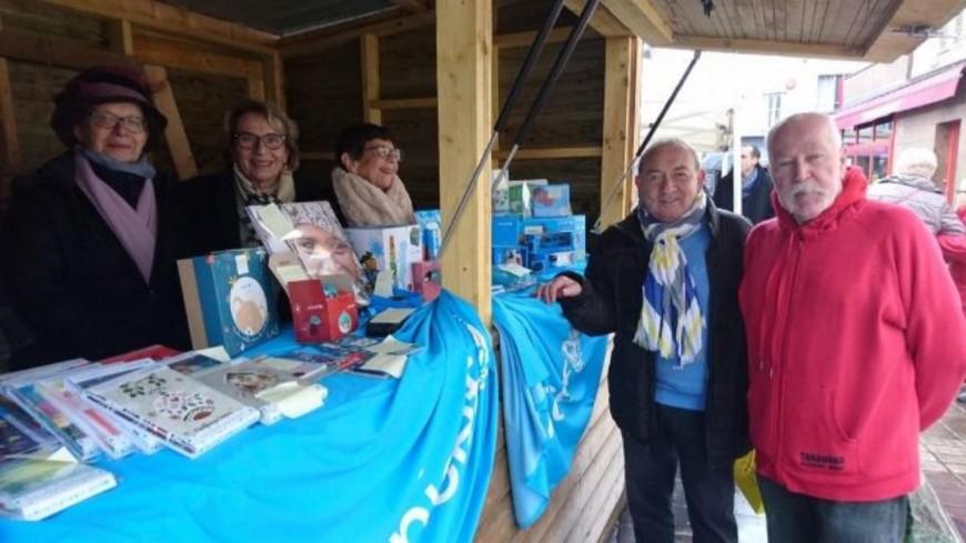 Chamalières : L'Unicef toujours présente à Noël