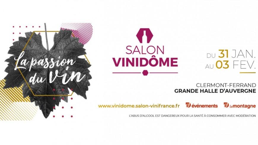 Bientôt l'heure de la 29 ème édition du Salon Vinidôme !