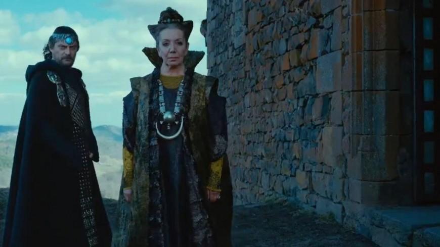 Le film Kaamelott, tourné en partie au château de Murol (Puy-de-Dôme)