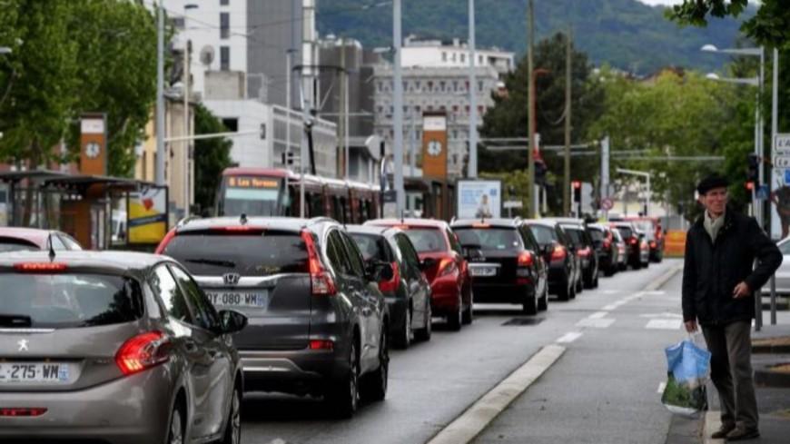 Clermont-Ferrand, la 12ème ville la plus embouteillée en France
