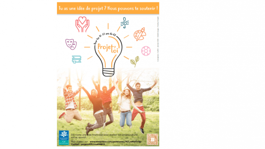 Puy-de-Dôme : financer les projets des jeunes