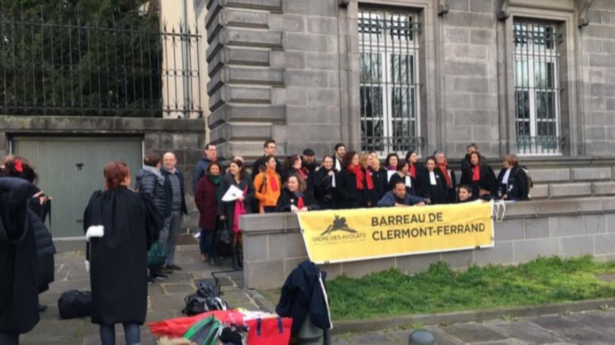 Auvergne : les avocats entrent en piste pour le relais de la justice