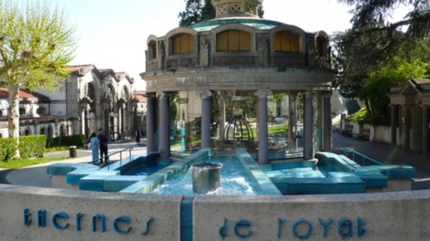 Puy-de-Dôme : de nouveaux thermes pour Royat