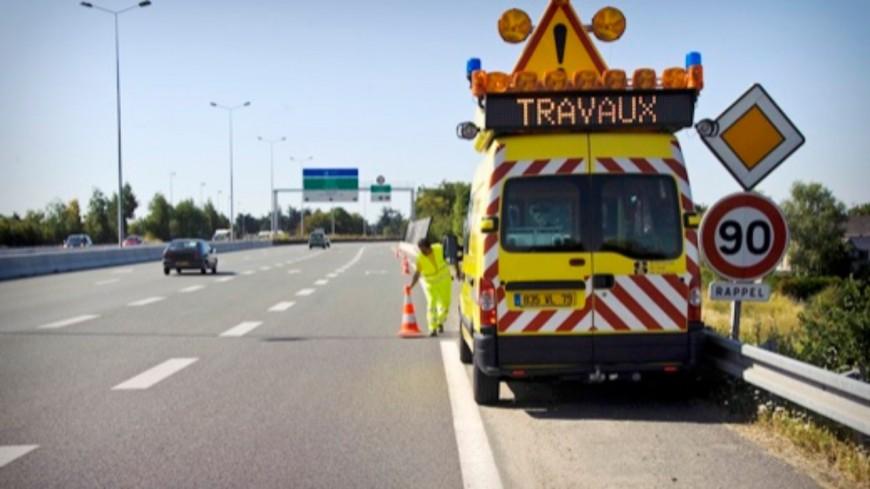 Clermont-Ferrand : fermetures nocturnes sur l'autoroute A75 du 9 au 12 mars