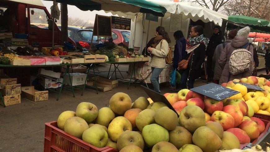 Le marché dominical d'Aubière de retour ce week-end