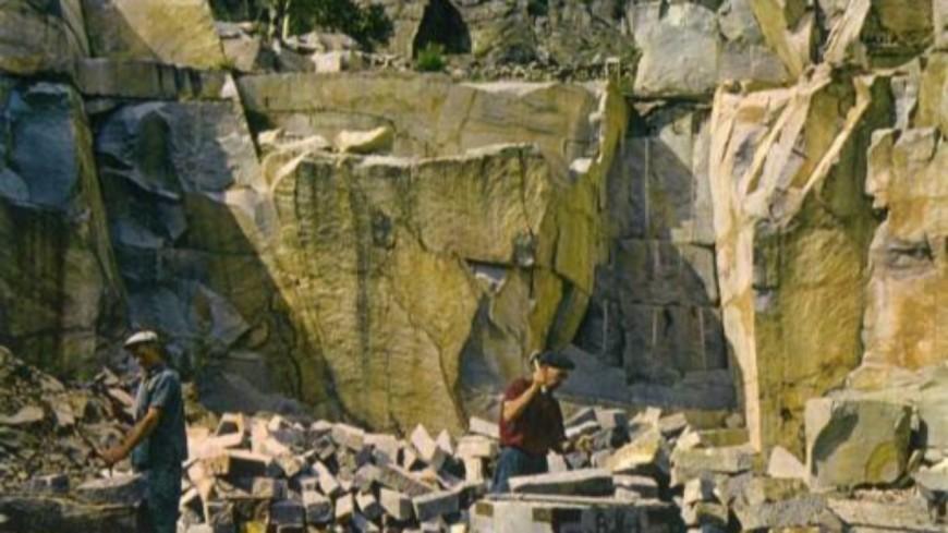 Un homme d'une cinquantaine d'années fait une chute dans les carrière de Maupuy, près de Guéret