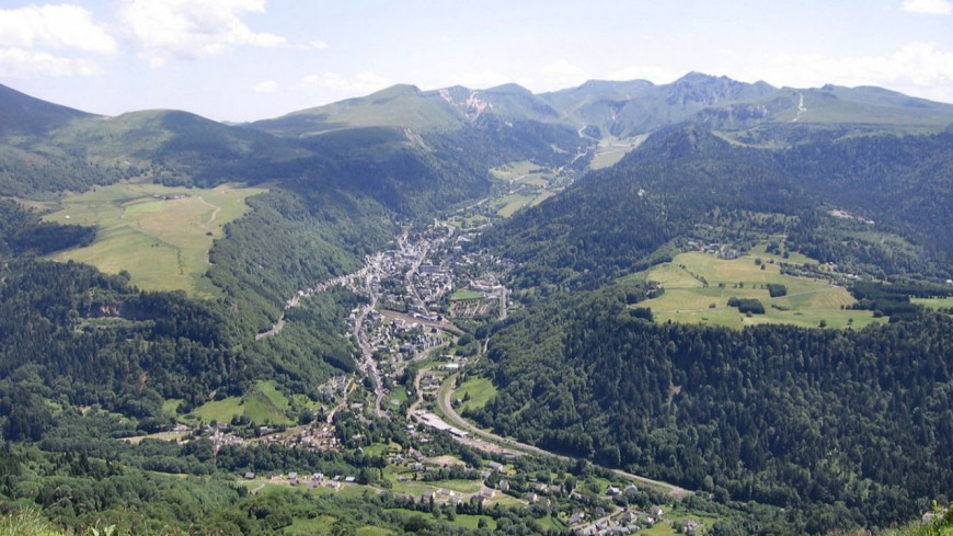 La ligne de fret Volvic-Le Mont Dore maintenue jusqu'en 2021