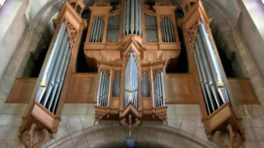 Vichy : l''orgue de l'église Saint-Louis va être restauré