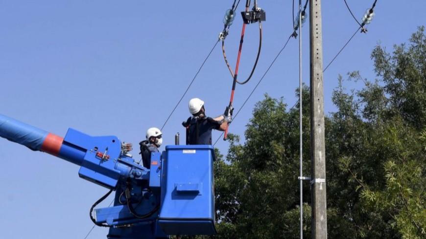 Puy-de-Dôme : une centaine de foyers encore  privés d'électricité