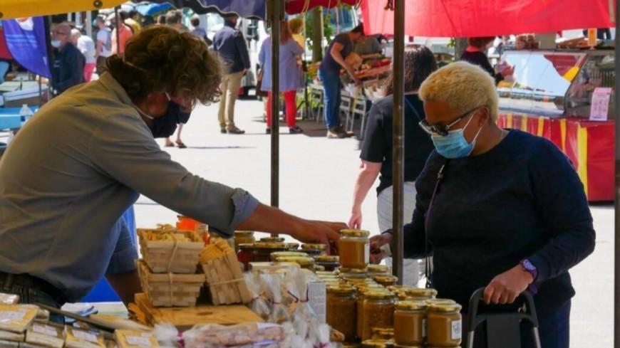 A Yssingeaux le port du masque sera obligatoire pour faire son marché