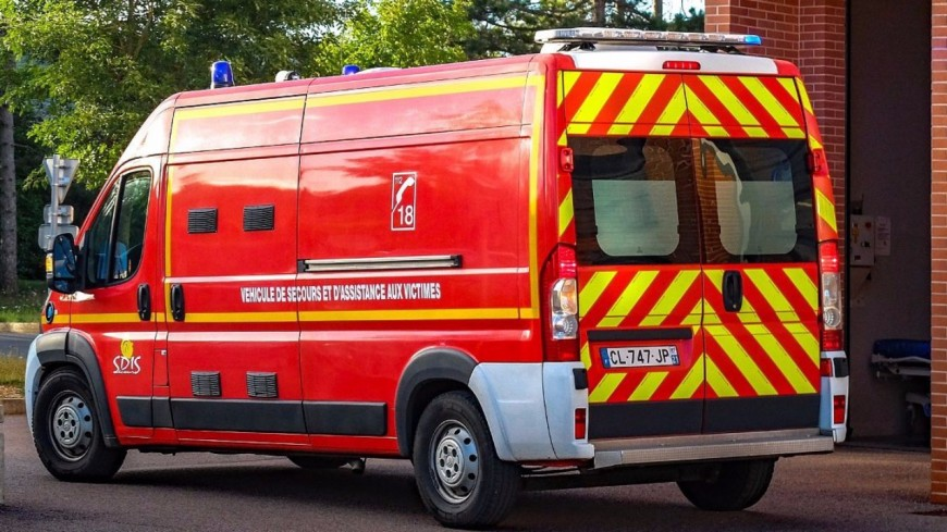 Puy-de-Dôme : un accident de la route fait deux blessés dont un grave