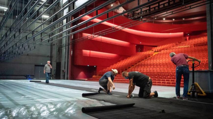 À Clermont-Ferrand, La Comédie Scène Nationale investit son tout nouveau théâtre