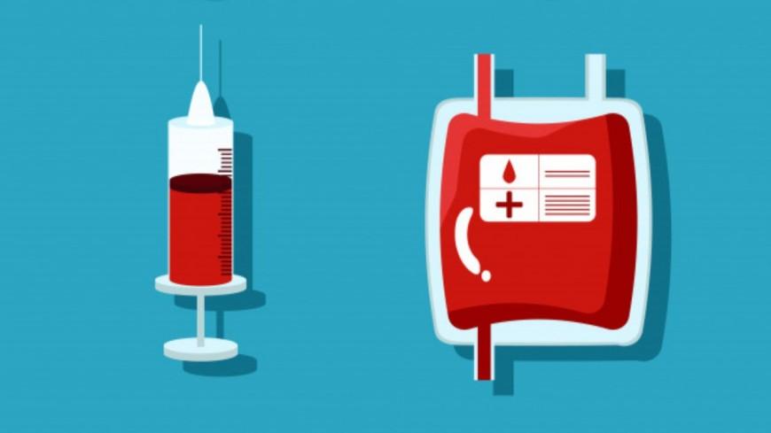 Des collectes de sang mobiles organisées par l'EFS