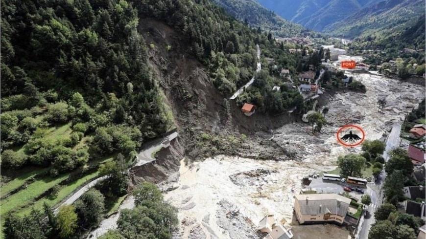 Le Conseil départemental du Puy-de-Dôme voudrait apporter son soutien aux personnes sinistrées de l'arrière pays niçois