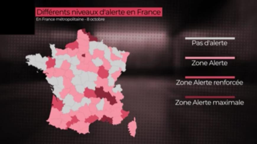 La métropole de Clermont-Ferrand passe en zone alerte renforcée