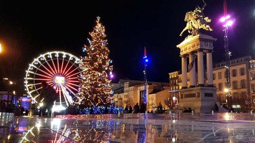 La Ville de Clermont-Ferrand à la recherche de son traditionnel sapin de Noël
