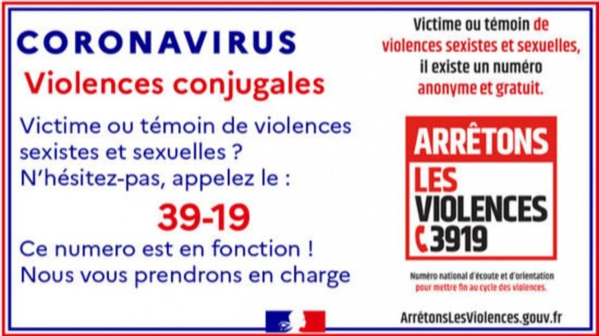 Les antennes pour venir en aide aux personnes victimes de violences conjugales toujours actives en cette période de confinement