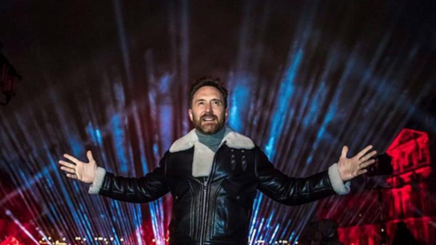 Le concert live de David Guetta pour le nouvel an, est disponible en replay
