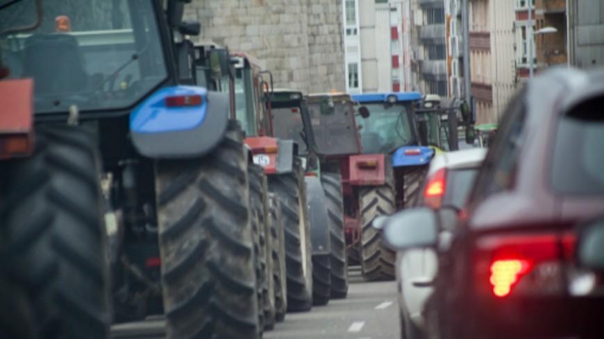 Clermont-Ferrand : des centaines de tracteurs attendus place de Jaude