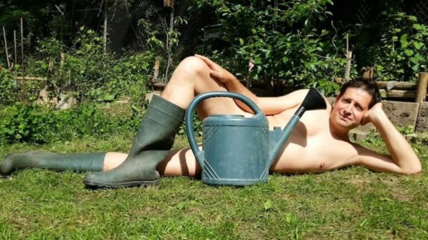 Le 1er mai c'est aussi la journée du jardinage nu !