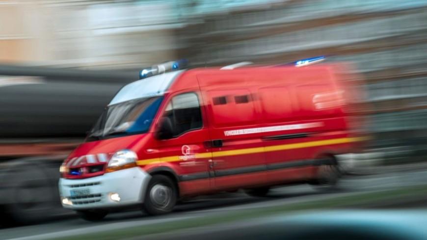 PUY-DE-DOME - Un accident grave blesse un motard