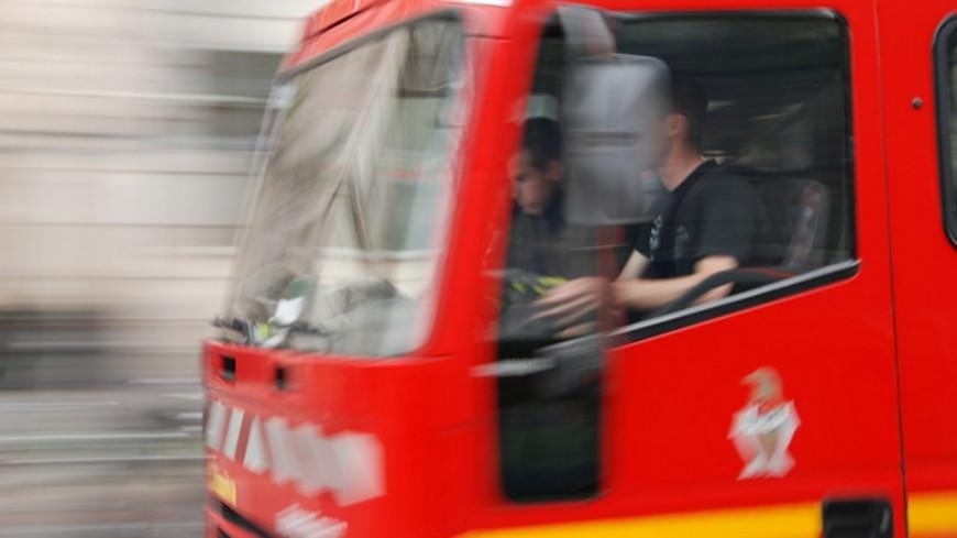 MUR-SUR-ALLIER - Un incendie s'est déclaré dans un bâtiment de stockage de matériel