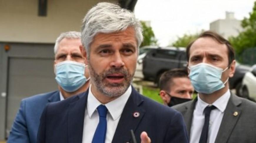 Laurent Wauquiez : son plan sécurité pour la région