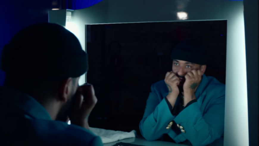 "Quand Slimane reprend ""Je te promets"" de Johnny Hallyday (vidéo)"