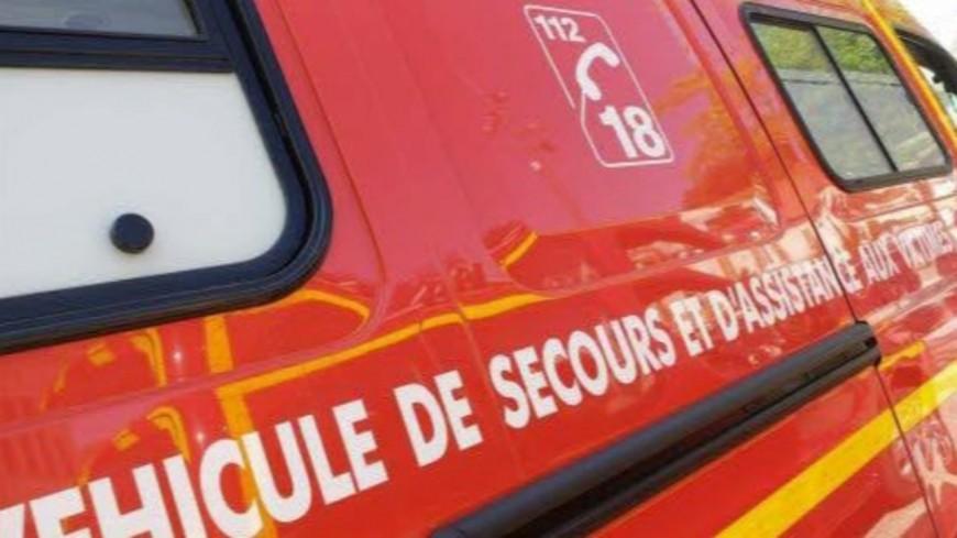 SAINT-PONCY (Cantal) - Une collision grave entre un minibus et un poids lourd fait 8 blessés