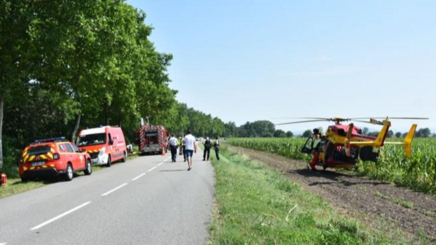 Puy-de-Dôme : Une voiture s'encastre dans un arbre, la jeune femme décède