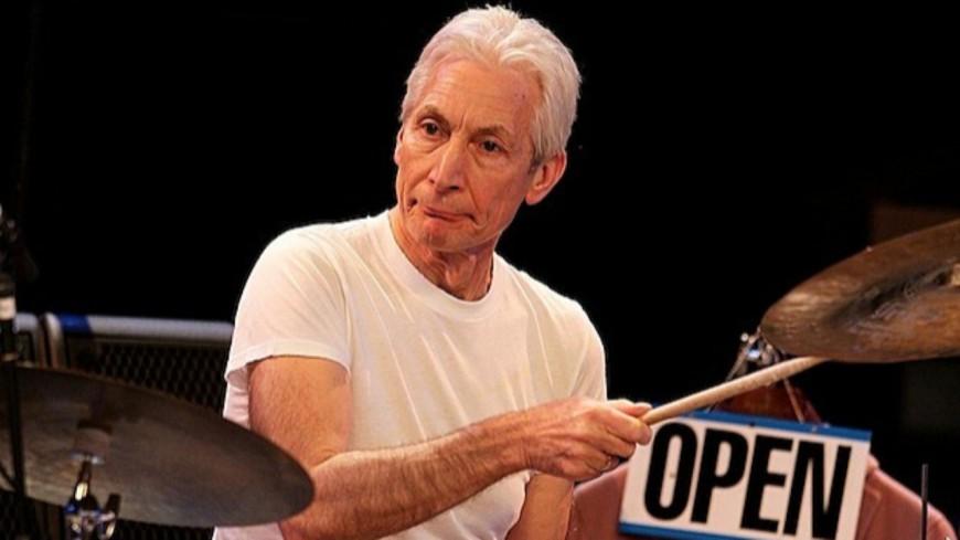 Le batteur des Rolling Stones, Charlie Watts, est mort