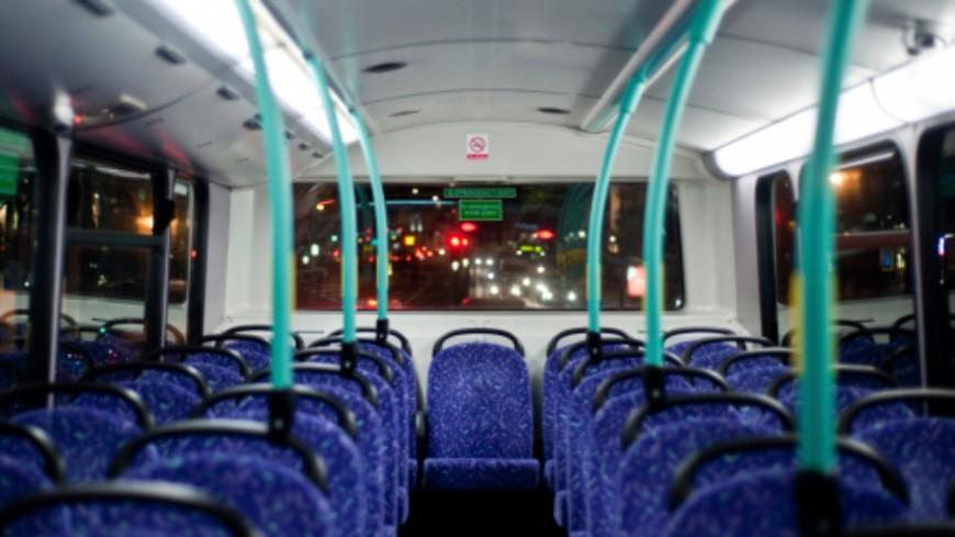 Le bus Ben de retour à Clermont-Ferrand