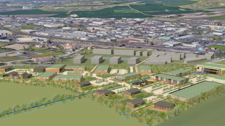 """Cournon-d'Auvergne - Pourquoi Greenpeace s'oppose au projet """"Urban Village"""""""