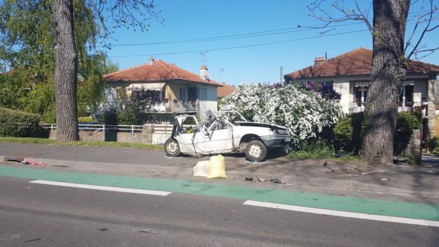 Allier : Grave accident de voiture à Gannat