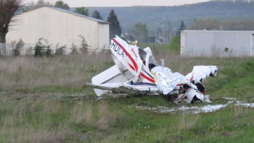 3 morts dans un accident d'avion à Mazoires (Puy-de-Dôme)