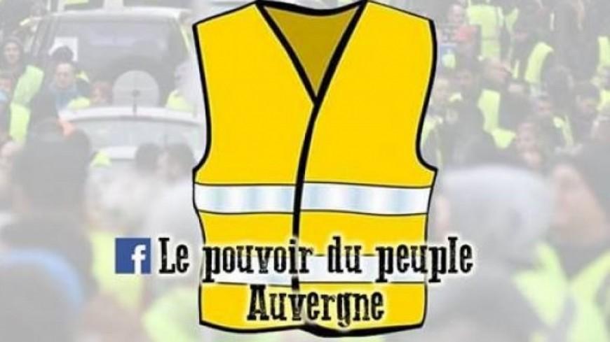 Social : mille gilets jaunes dans les rues d'Aubière et Clermont-Ferrand