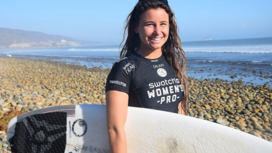 Le Puy-en-Velay : Une surfeuse ponote au top 5 mondial