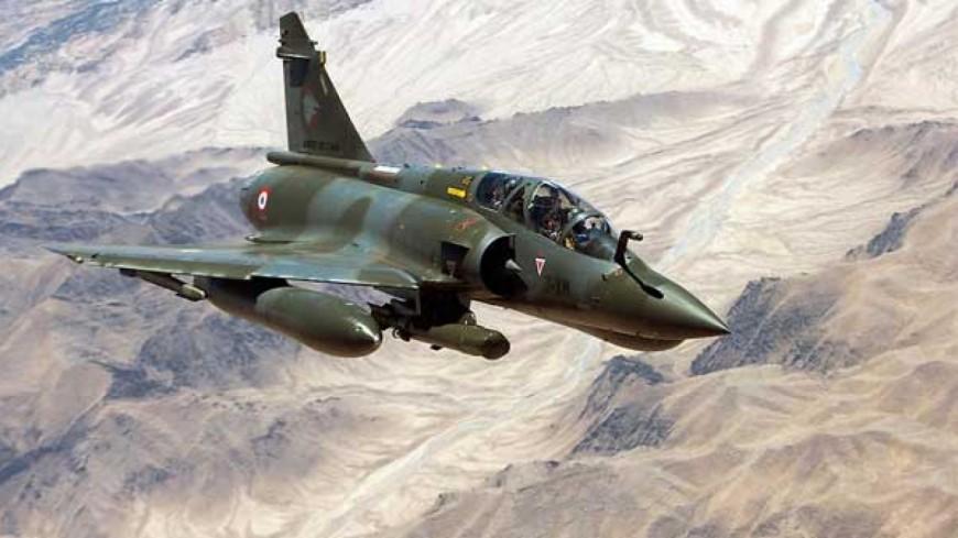 Auvergne : crash d'un Mirage 2000 D
